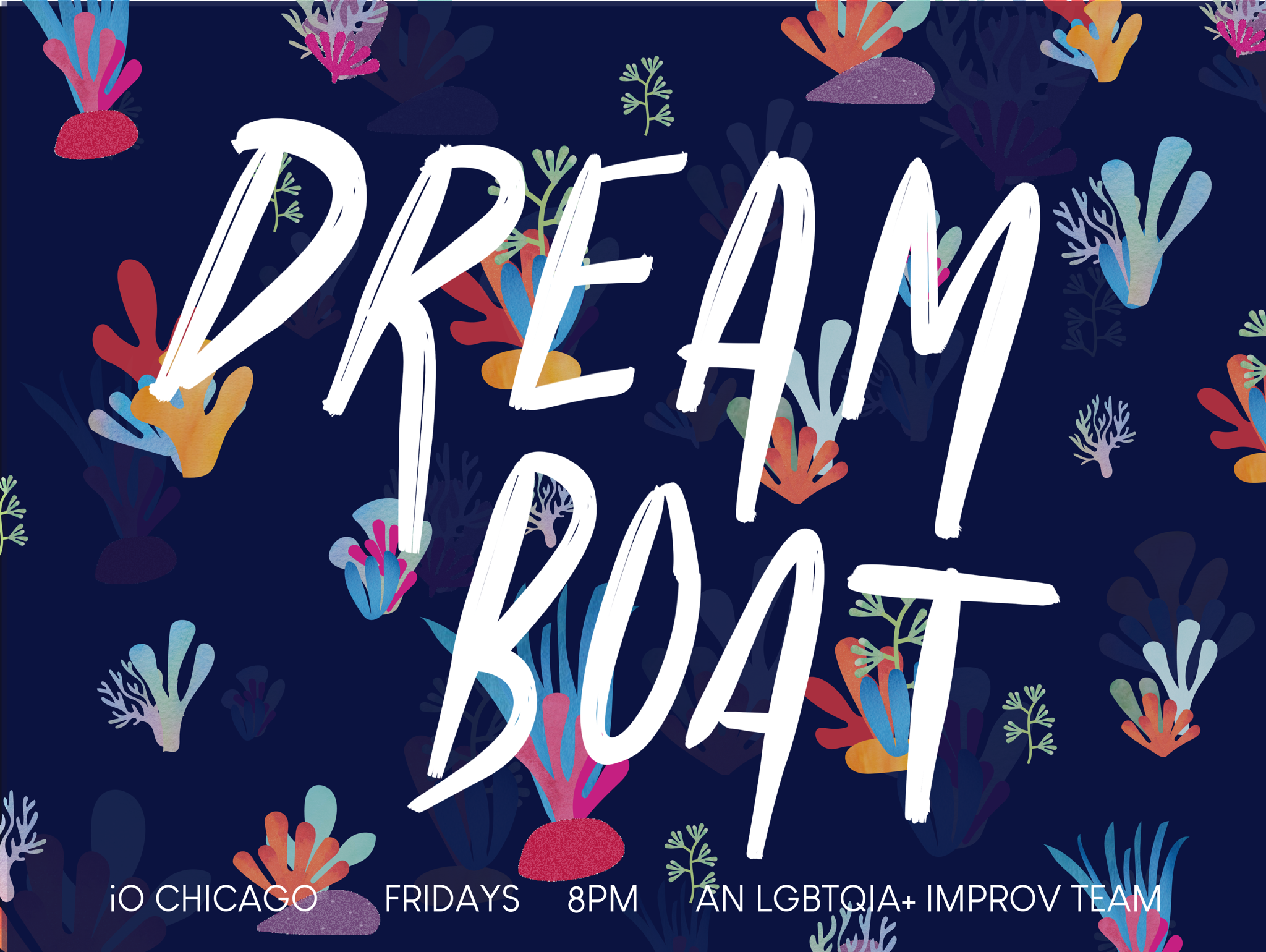 Dreamboat, The Harold Team Stunt Double