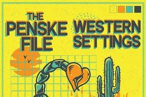 Western Settings, The Penske File, 48 Thrills