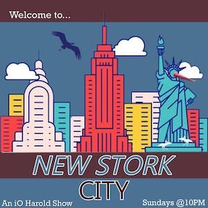 New Stork City feat. The Harold Team Rapinoe Noir
