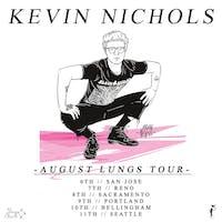 Hello I'm Sorry, Kevin Nichols, LipStich