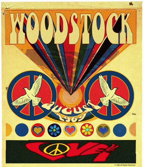 Woodstock 50th Anniversary Party Day Two