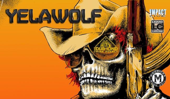 YELAWOLF Ghetto Cowboy Tour