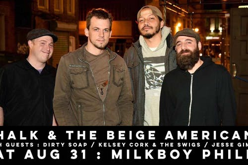 Chalk & The Beige Americans