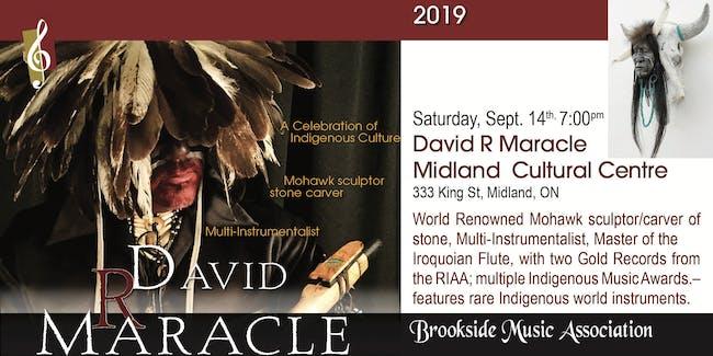 David R Maracle