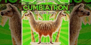 ¡Cumbiatron!: The After Party