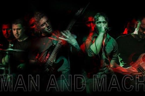 Of Man and Machine / Phantom Host / Thoughtpilot / We Are William