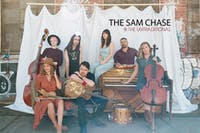 The Sam Chase & The Untraditional / The River Arkansas / Jeff Cramer