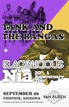TANK AND THE BANGAS, BLACKALICIOUS