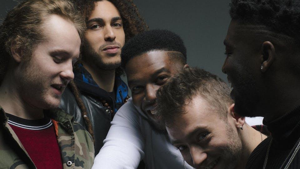 Ezra Collective with DJ Blast