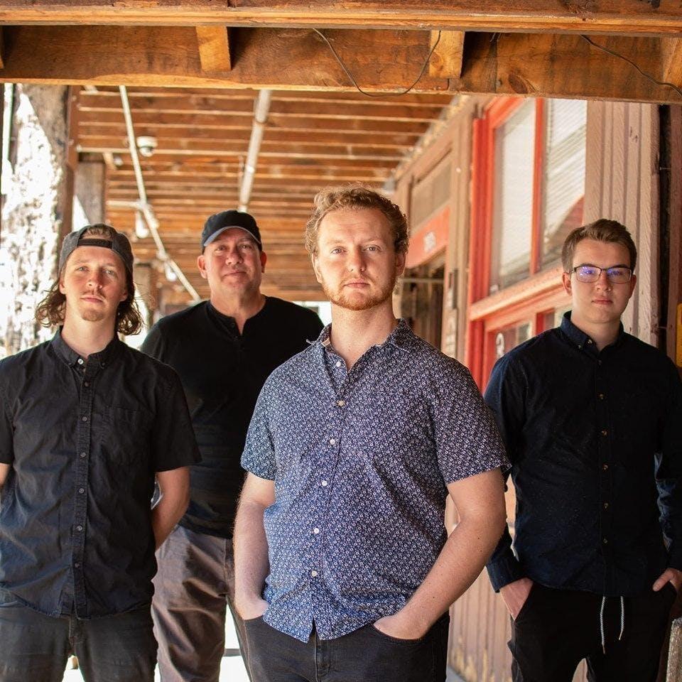 The Sky Choice Band / Silver & Smoke / McKnight / The Barrelors