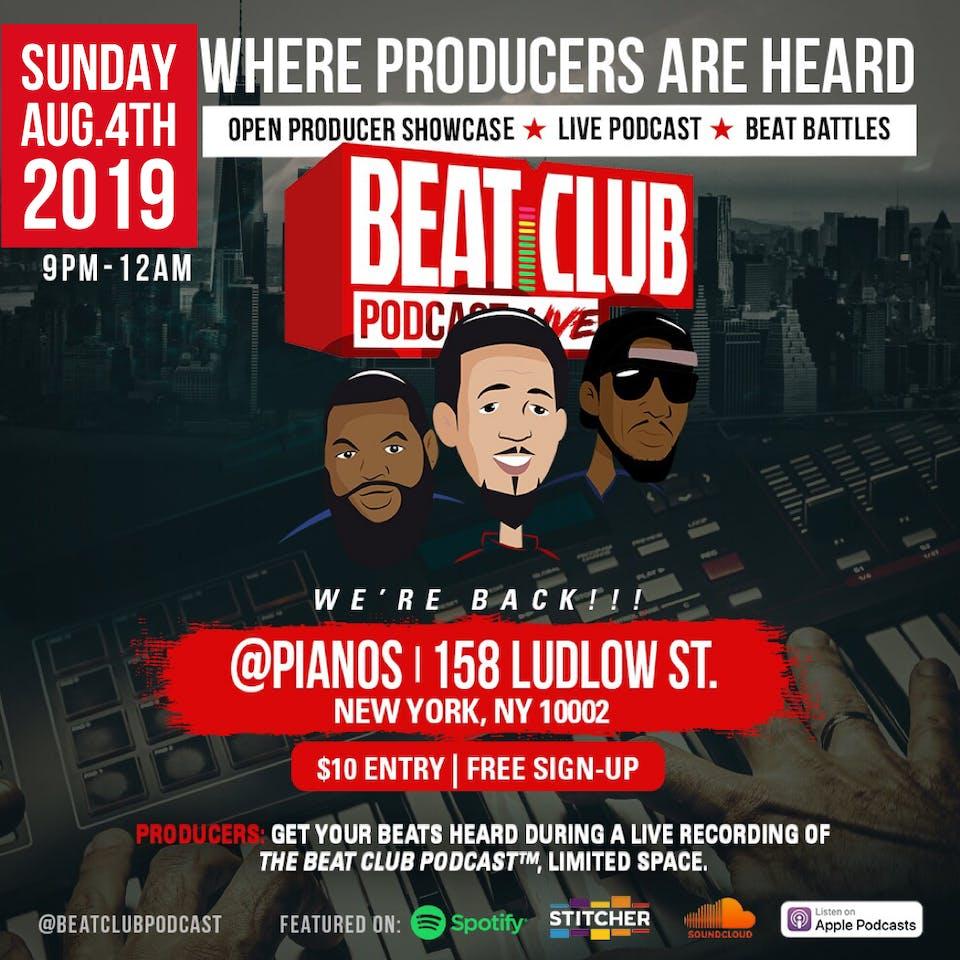 Beat Club Podcast, Capre