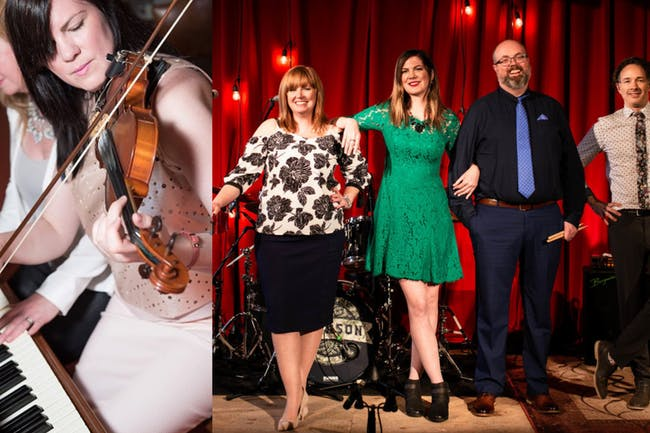 SEARSON: Ottawa Valley Style Music with Celtic, East Coast and More!