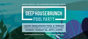 Deep House Brunch POOL PARTY