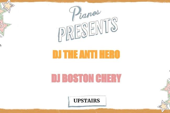 DJ The Anti Hero, DJ Boston Chery