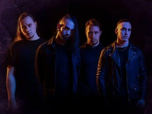 BEYOND CREATION featuring Fallujah, Arkaik and Equipoise