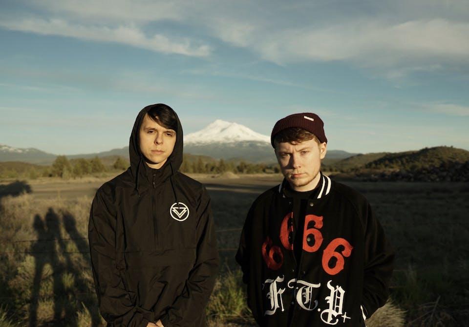 Josh A + Jake Hill / Darko / JordanxBell