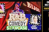 Jackson's R&B Comedy Showcase