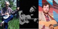 Dick Weissman, Miguel Espinoza, and Martin Gilmore