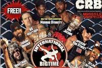 International BigTime Wrestling – Rage In The Cage