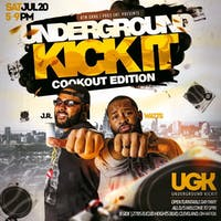 Underground Kick it