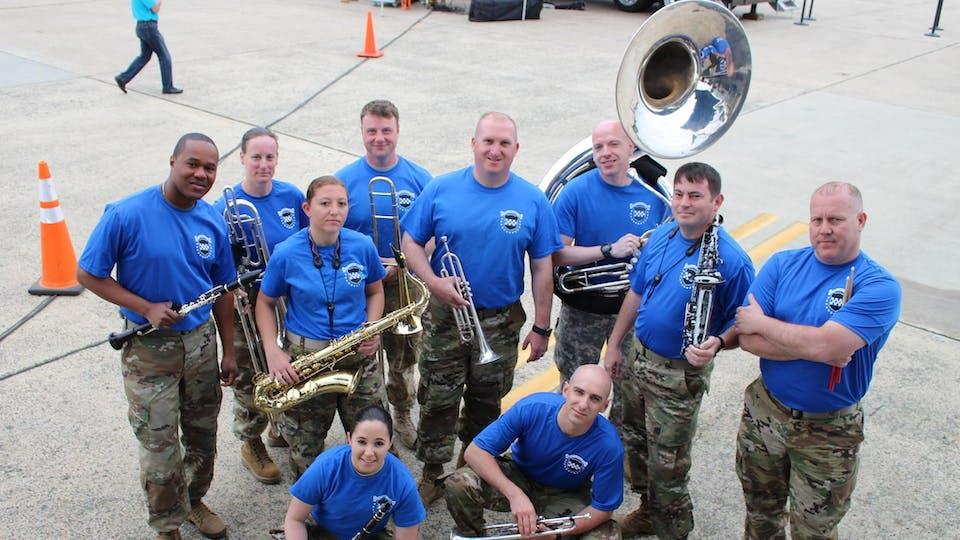 78th Army Dixieland Brass Band