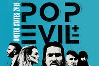 Pop Evil at Mesa Theater