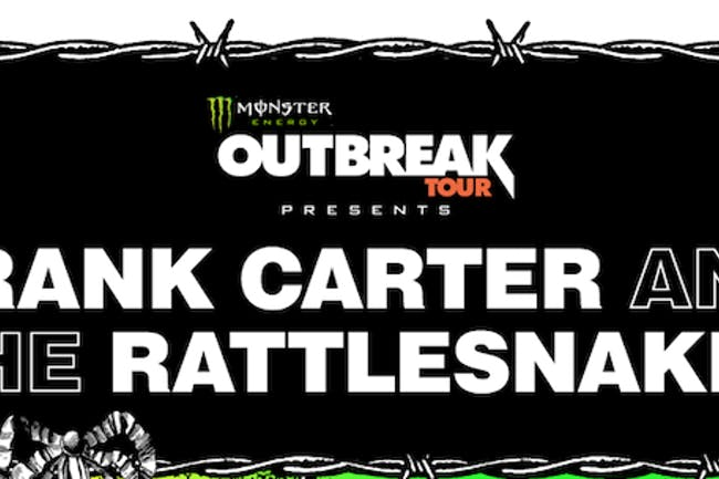 *Canceled*  Frank Carter & The Rattlesnakes