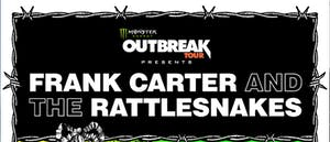 *Canceled*  Frank Carter & The Rattlesnakes