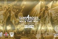 Guns 4 Roses with Walk This Way