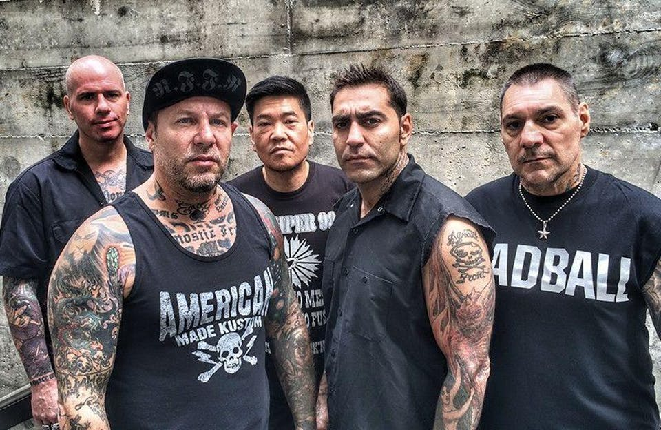 """Agnostic Front - """"Victim In Pain"""" 35th Anniversary Tour"""