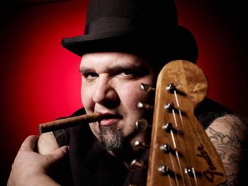 Popa Chubby with Jeff Plankenhorn Band -Tickets still available at door.