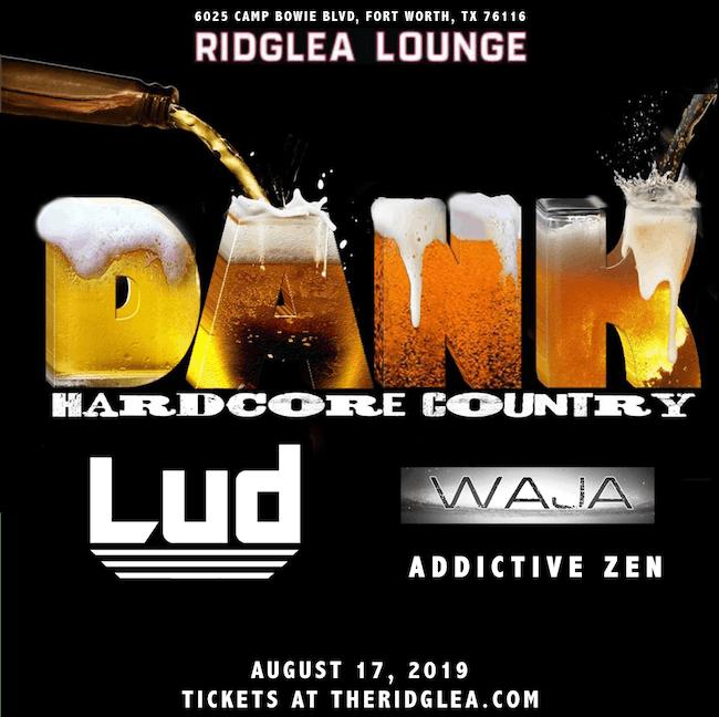 Dank, Lud, Waja, Addictive Zen in the Lounge