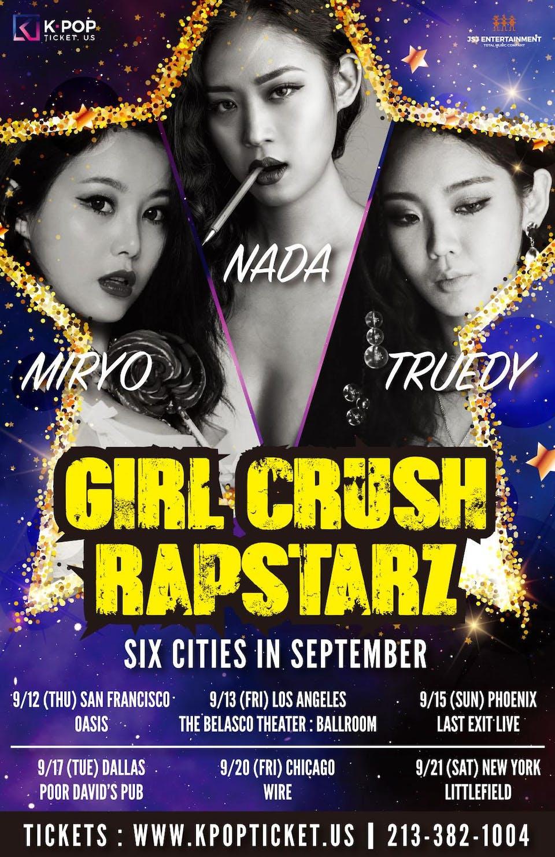 Girl Crush Rapstarz