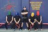Masked Intruder + The Bombpops + Potty Mouth + Decent Criminal