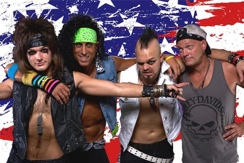 The Velcro Pygmies