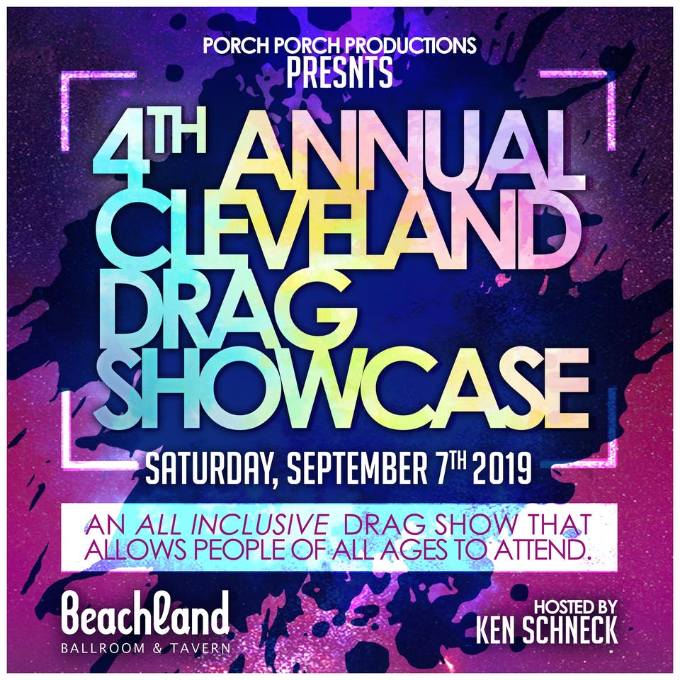 4th Annual Cleveland Drag Showcase