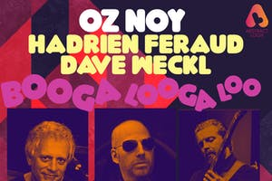 Oz Noy / Dave Weckl / Hadrien Feraud