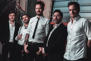 FRANK TURNER: NO MAN'S LAND with KAYLEIGH GOLDSWORTHY