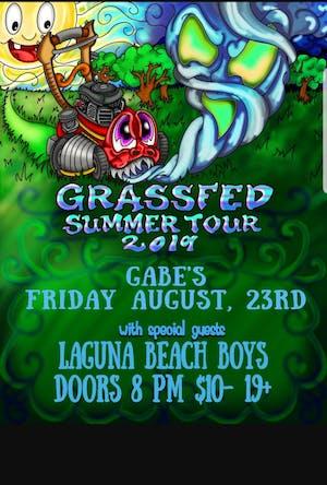 Grassfed with Laguna Beach Boys