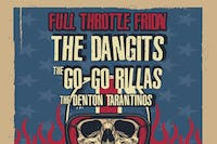 The Dangits, The Go-Go Rillas, The Denton Tarantinos in the Lounge