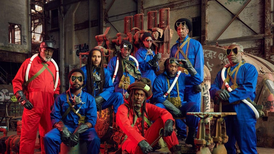 STEEL PULSE at CHAUTAUQUA AUDITORIUM