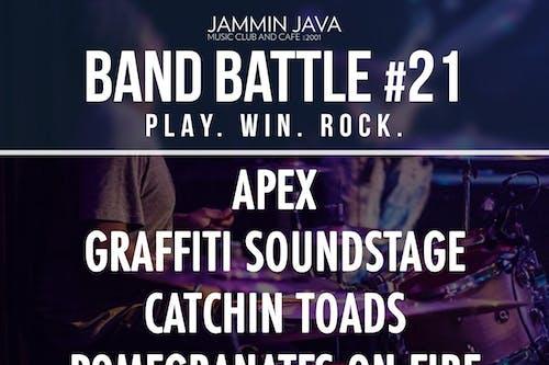 Jammin Java Band Battle #21 - FINAL SHOW!