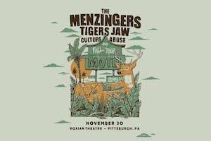 The Menzingers - Fall 2019 Tour