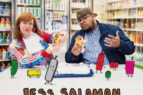 Sandwich with Jess Salomon & Gastor Almonte