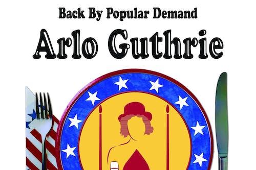 Arlo Guthrie- 50th Anniversary of Alice's Restaurant