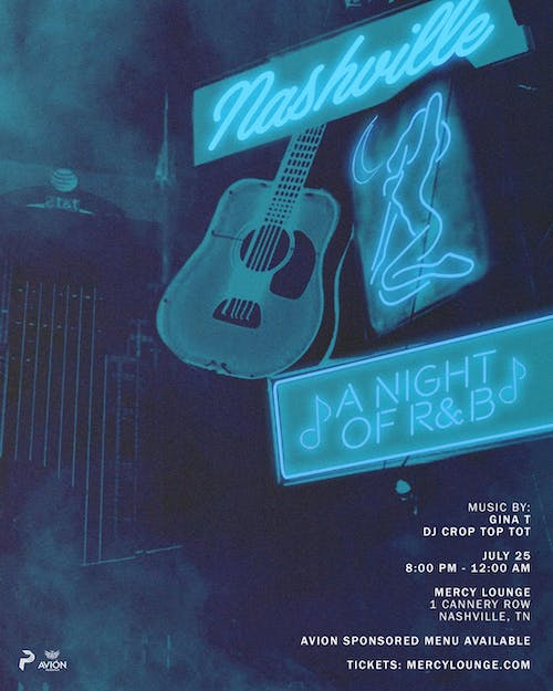 A Night of R&B: Nashville