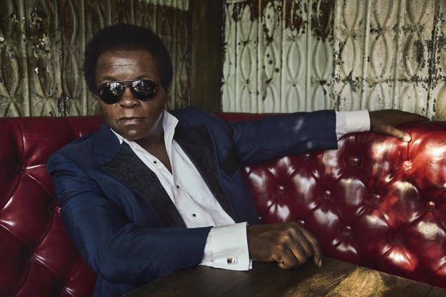 Lee Fields & The Expressions w/ The Artisanals