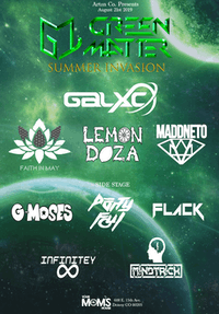 Green Matter's Summer Invasion presented by ArtznCo at YMH