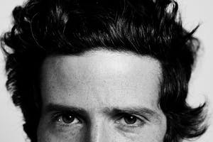 DEVENDRA BANHART with BLACK BELT EAGLE SCOUT