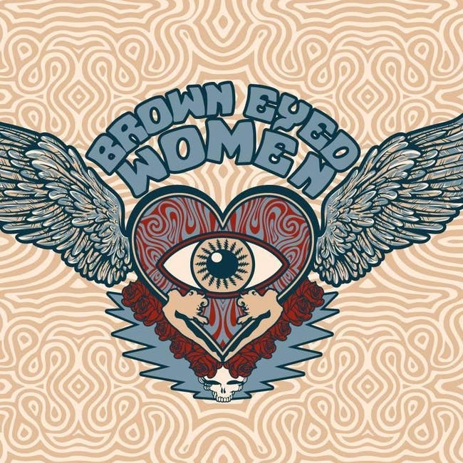 Brown Eyed Women - An All-Female Tribute to The Grateful Dead